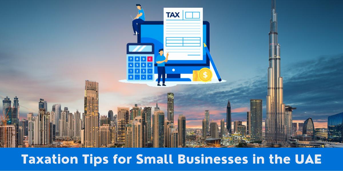 taxation tips uae