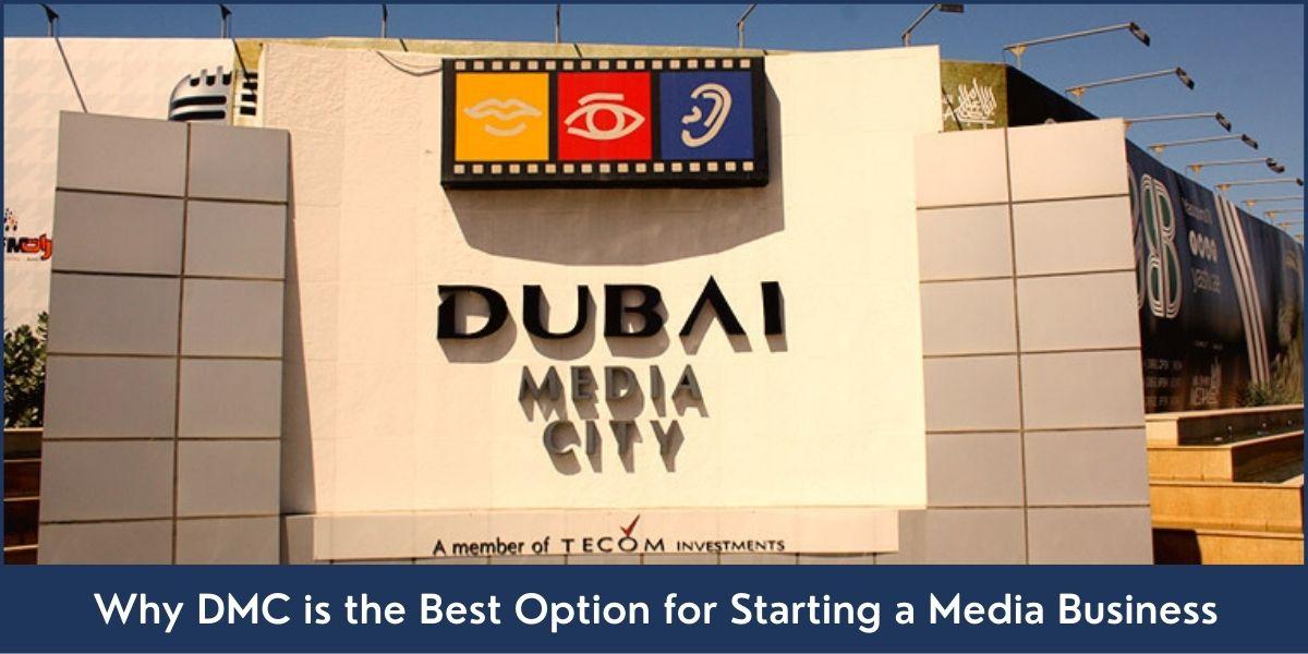Media Business in DMC