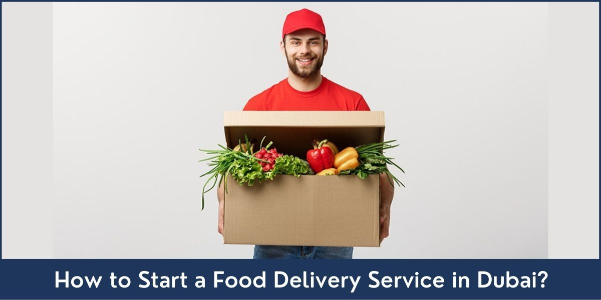 Food Delivery Service Dubai