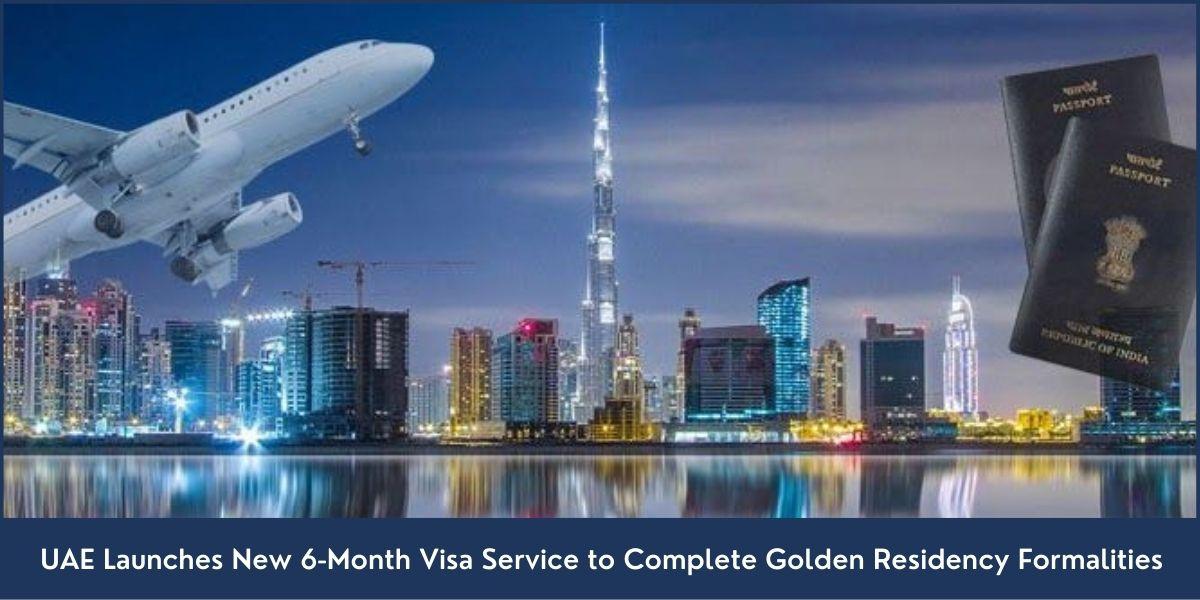 UAE Golden Residency Visa