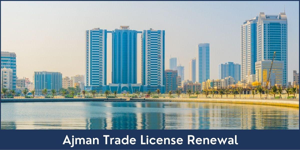 trade license renewal ajman
