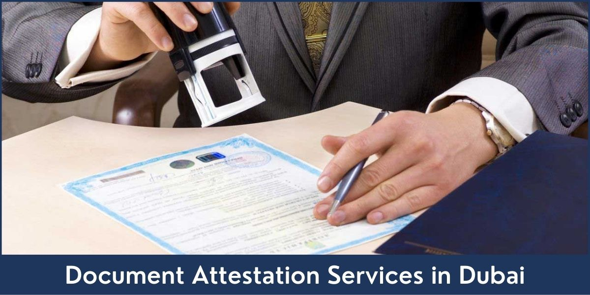 Document Attestation Services in UAE