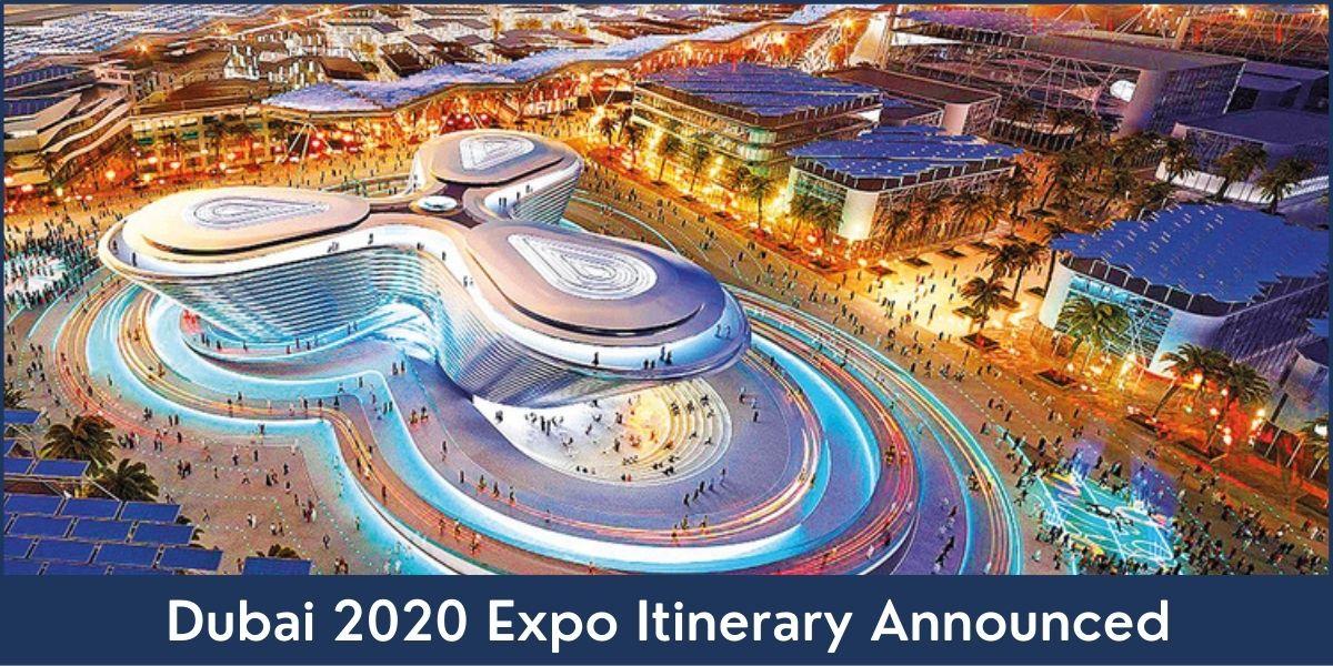 Expo 2020 Dubai News