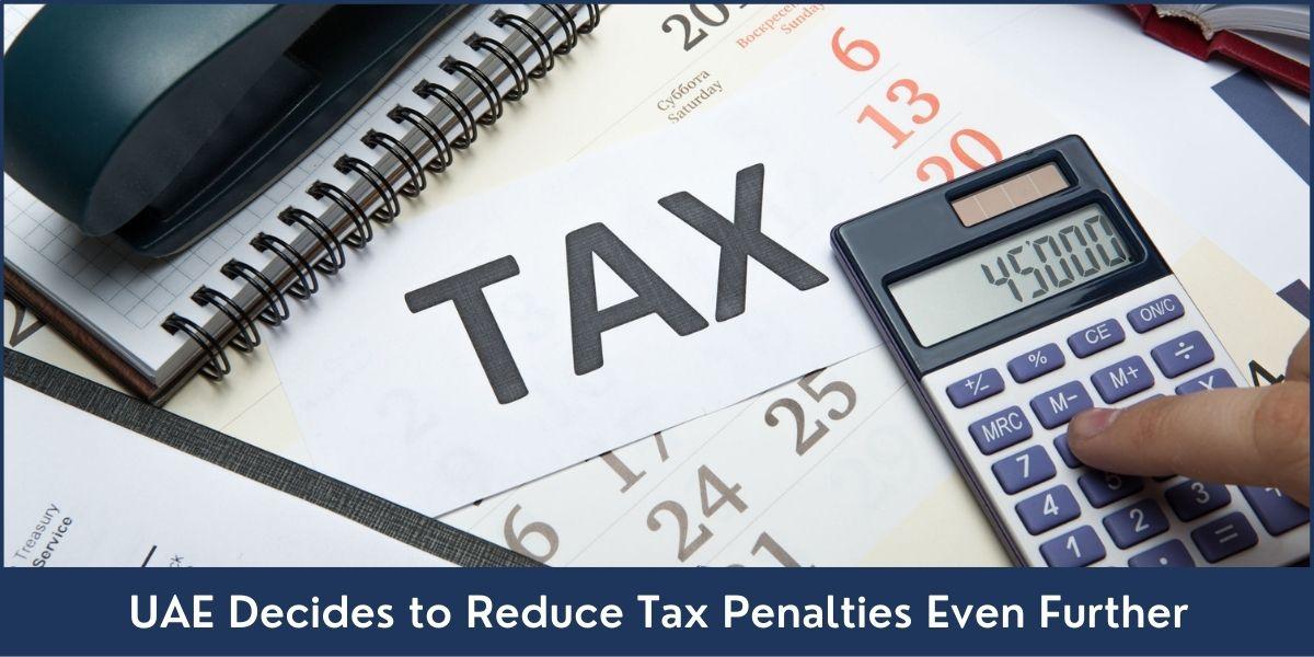 Tax Penalties UAE