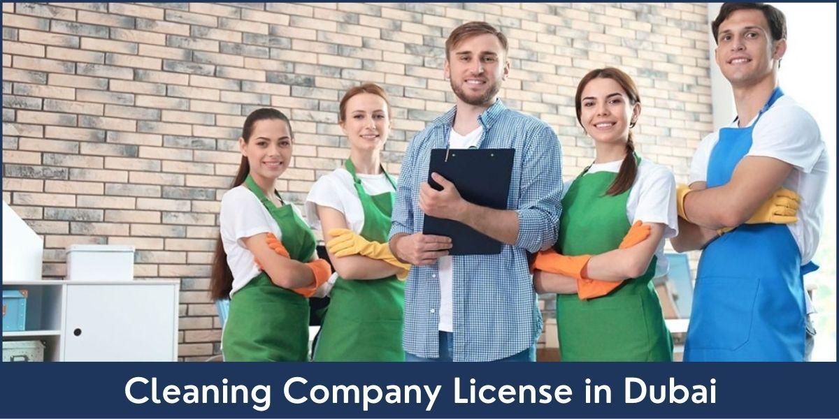 Cleaning Company Business Dubai UAE