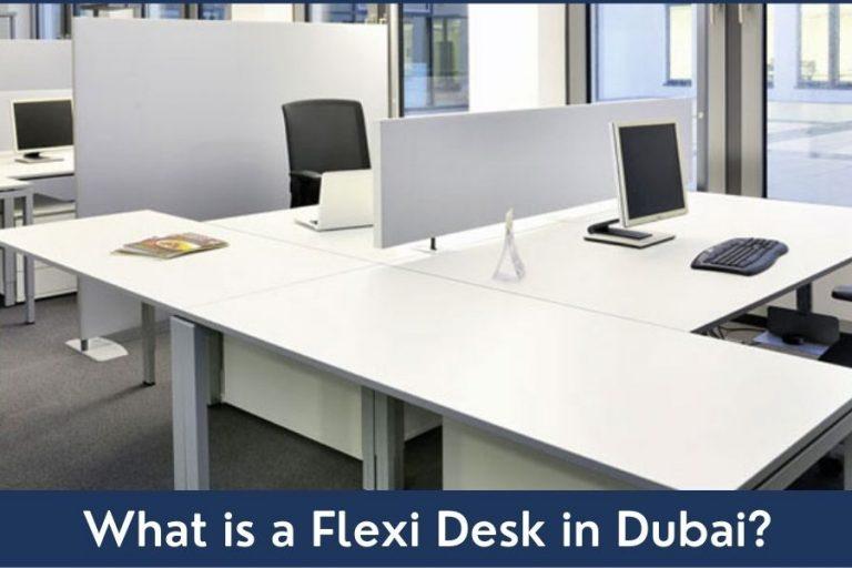 Flexi Desk UAE