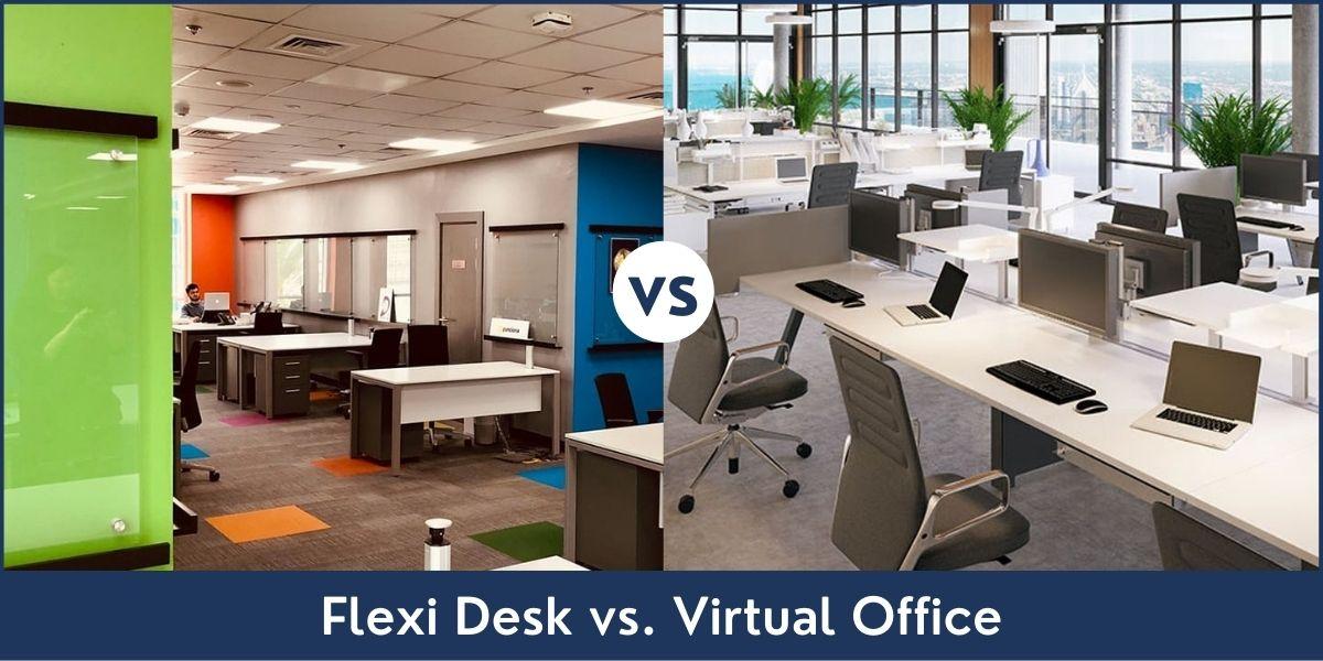 Virtual Office vs Flexi Desk UAE
