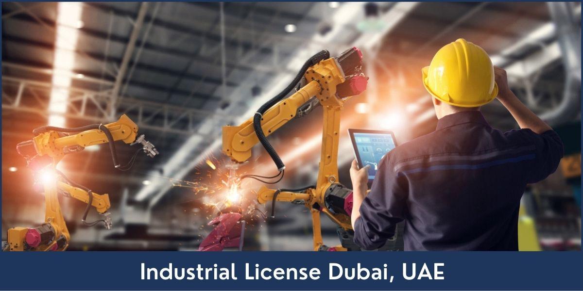 Industrial License UAE