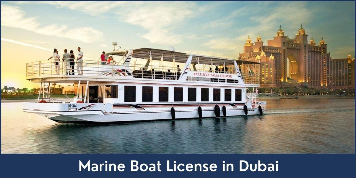 Marine Boat License UAE