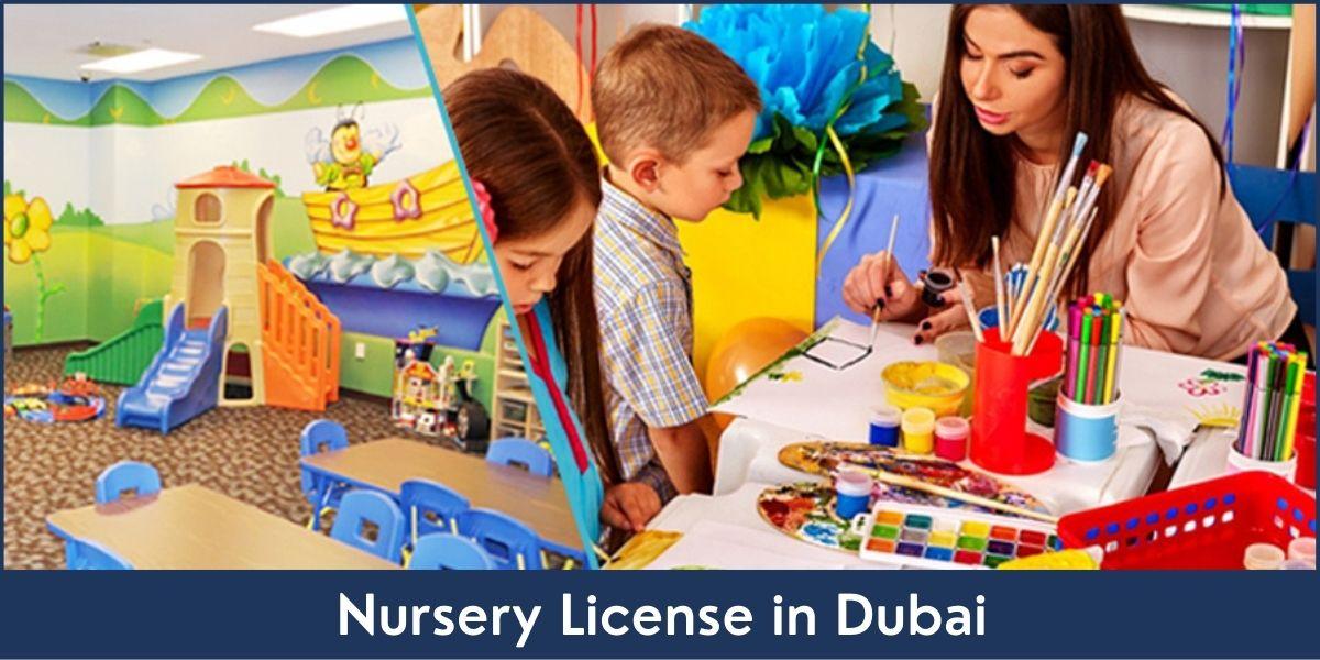 Nursery License in UAE