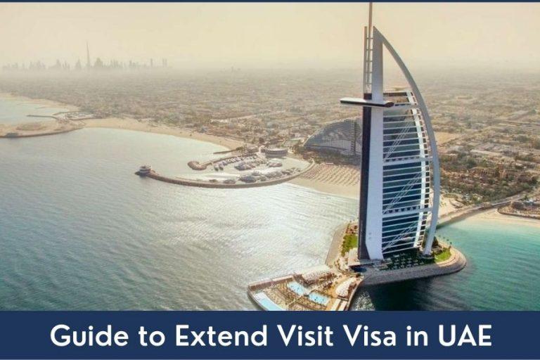 visit visa renewal uae