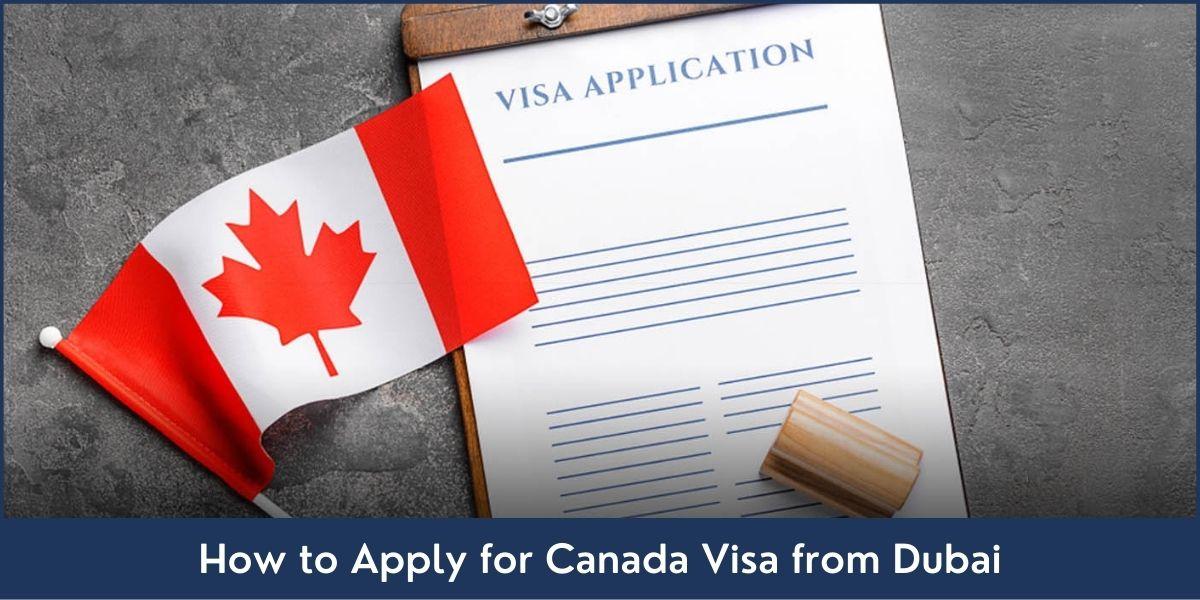 Canadian Visa Dubai