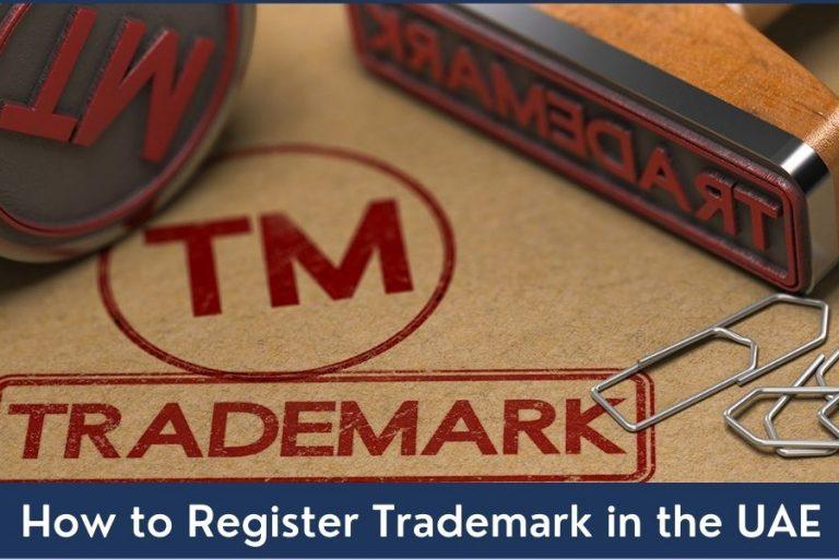 Trademark Registration in the UAE