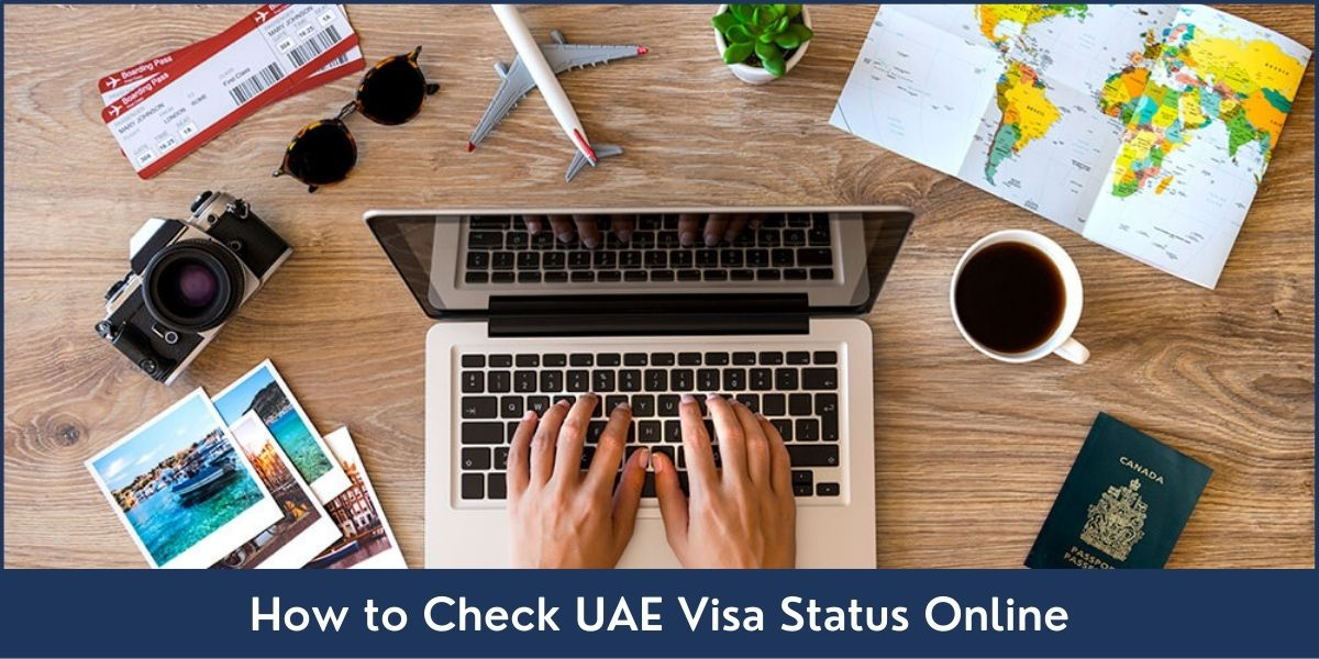 UAE Visa Status Check Online